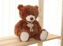 Медведь с сердцем 40см K76239D PLUSH APPLE