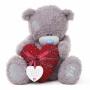 Мишка G01W3310 Тедди Me to You 60см с сердцем