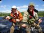 Речное увлечение/рыбалка